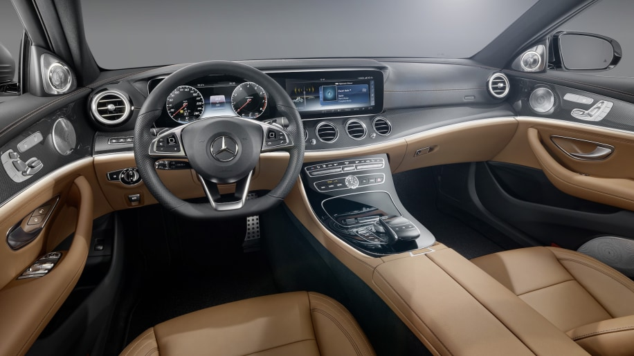 The 2017 Mercedes-Benz E-Class interior is the new standard [w/video]