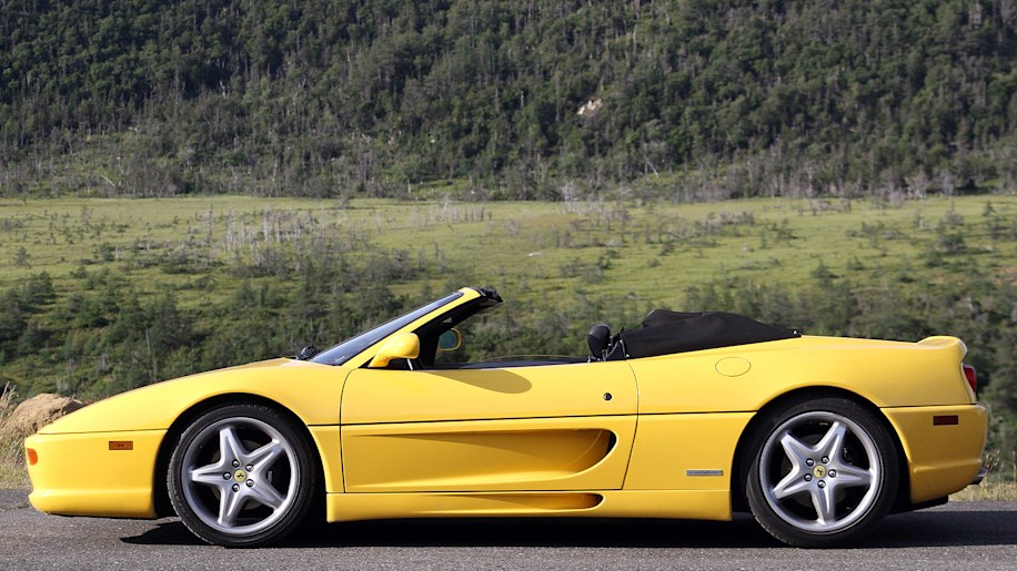What I learned after 5,600 miles in a Ferrari F355 Spider - Autoblog