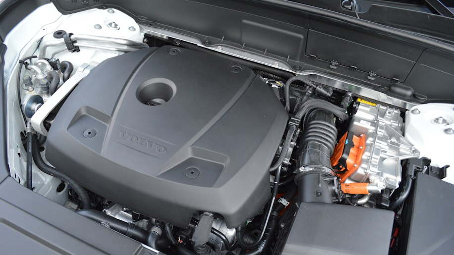 2.0L Turbo/Supercharged DOHC 4-cyl. (Volvo XC90)