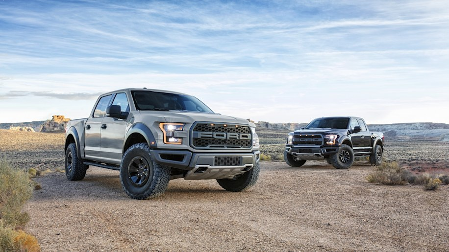 2017 Ford F-150 SVT Raptor SuperCrew