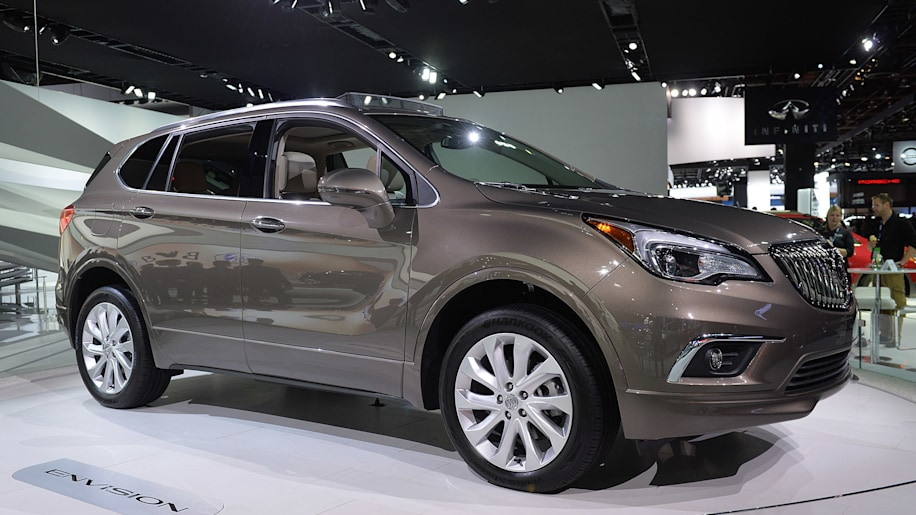 2017 buick envision detroit 2016 photo gallery autoblog. Black Bedroom Furniture Sets. Home Design Ideas