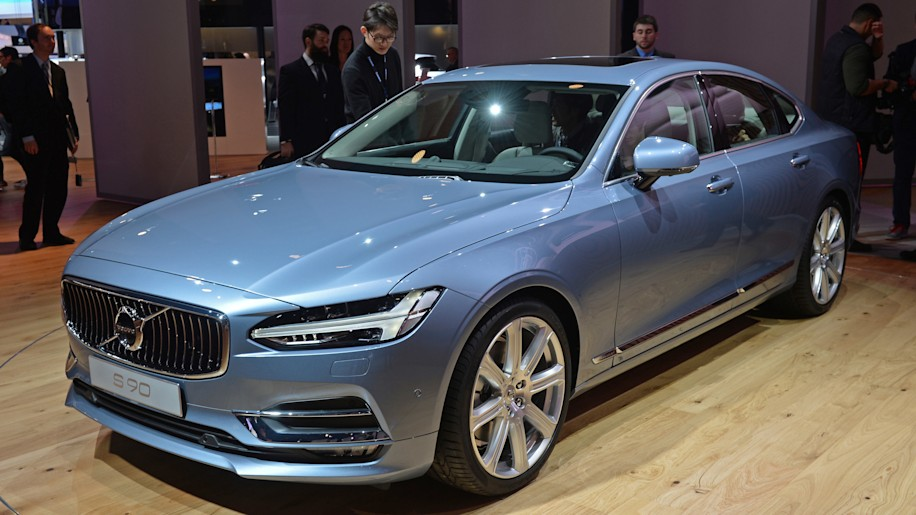 pre owned certified volvo s90 starts at 47 945 goes on sale this summer 2009 volvo. Black Bedroom Furniture Sets. Home Design Ideas