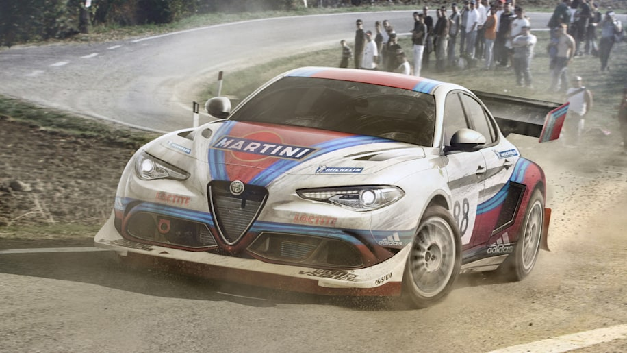 The Hottest Modern Sports Cars Rendered As Rally Racers Autoblog - Cheap modern sports cars