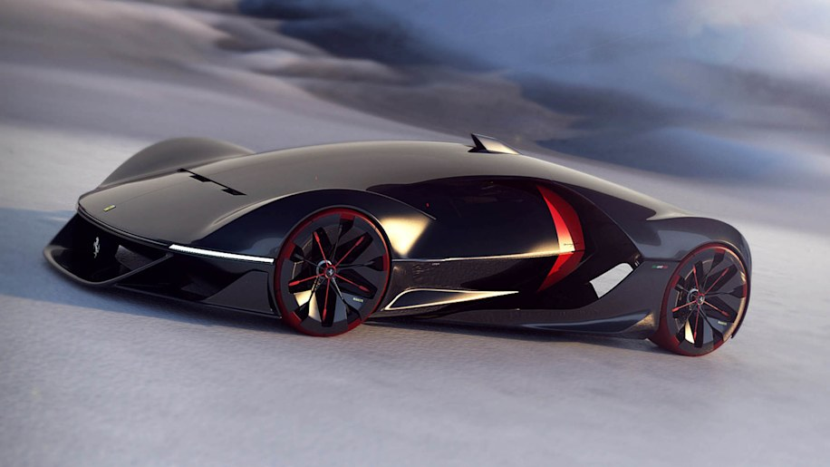Ferrari Design Contest Winner Is Sleek Manifesto Concept W Videos