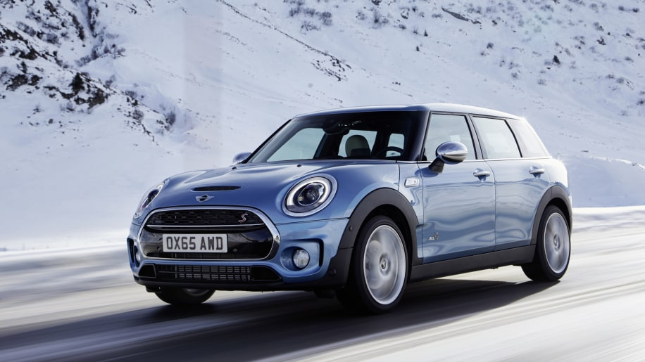Mini Clubman Finally Released With All4 All Wheel Drive