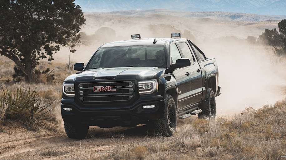 gmc all terrain x sierra 1500