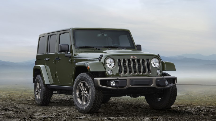 2016 jeep wrangler recalled over impact sensor wiring autoblog rh autoblog com jeep wiring harness recall 1999 Jeep Grand Cherokee Recalls