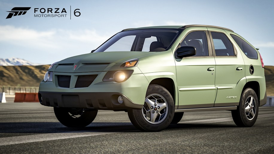 slide-3781982 & New Forza 6 car pack will let you race the Pontiac Aztek - Autoblog