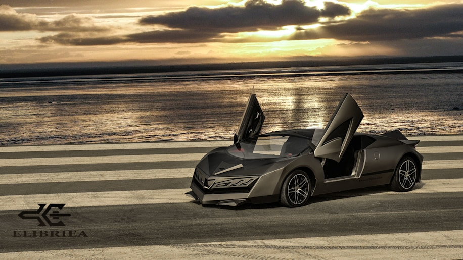Elibriea Wants To Sell The First Supercar Made In Qatar Autoblog