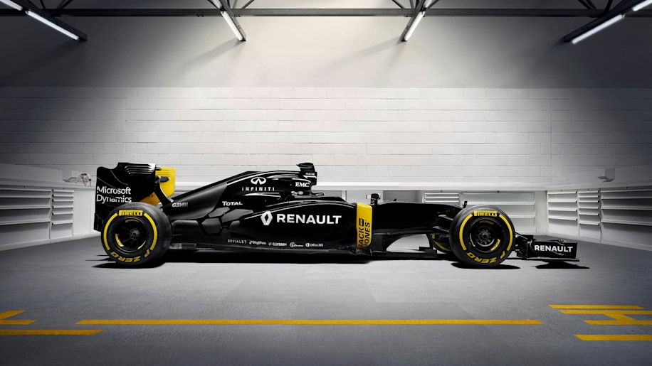 2016 Renault Sport RS16 profile