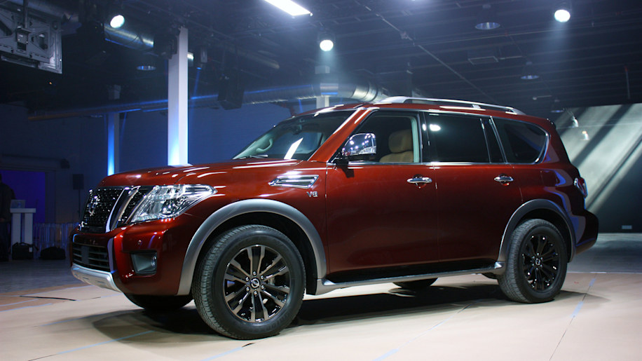 2017 Nissan Armada in Chicago