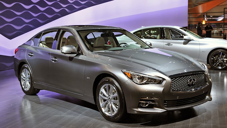Infiniti Prices Q T From Hybrid From Autoblog - Infiniti q50 invoice price