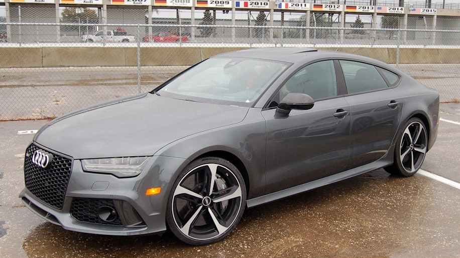 2016 audi rs 7 performance quick spin - autoblog