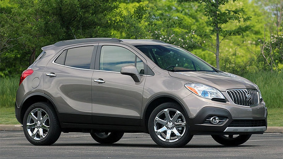 Buick Encore crossover