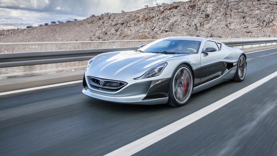 Rimac to reveal production Concept_One in Geneva
