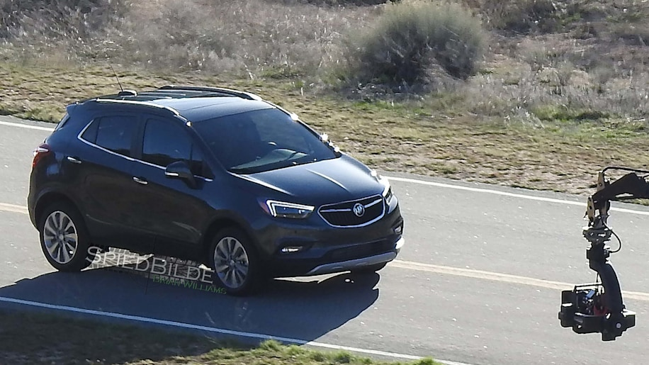 2017 Buick Encore freshens up for the New York Auto Show ...
