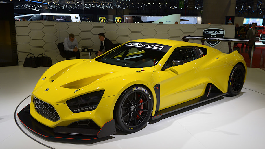 Zenvo Ts1 And Tsr Take Different Routes To Improve On St1