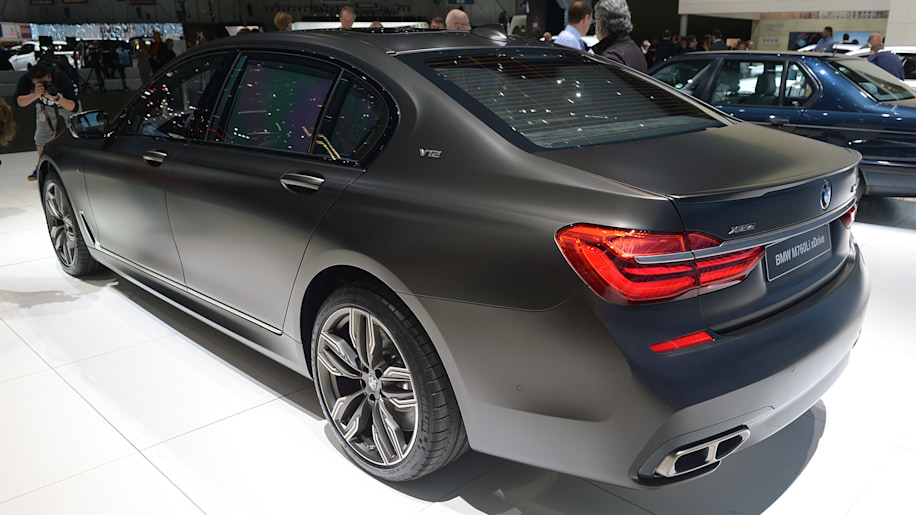 The 2017 BMW M760i XDrive Will Cost You Over 150000