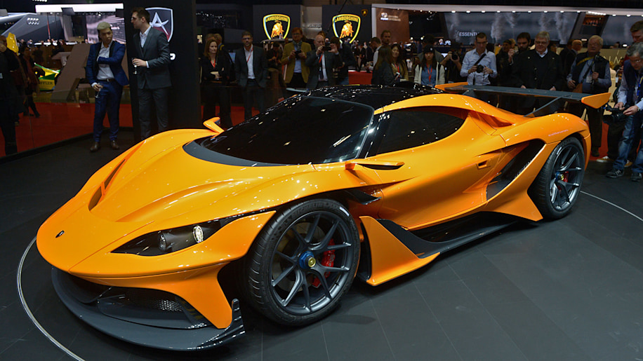 Apollo Arrow Rises From Gumpert Ashes With 1 000 Hp Autoblog
