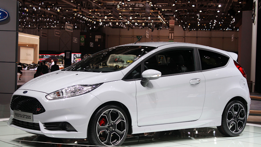 ford fiesta st200 spools up our jealousy again autoblog. Black Bedroom Furniture Sets. Home Design Ideas