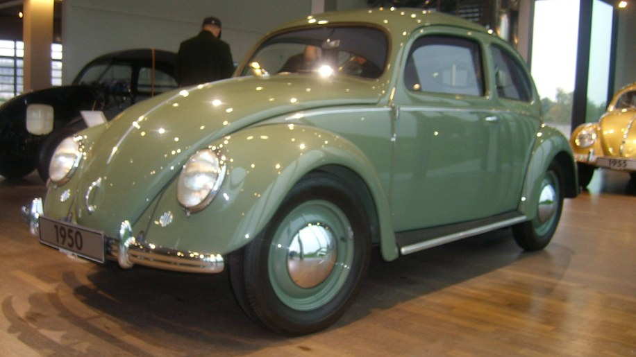 4. The first VWs built outside of Germany were Irish