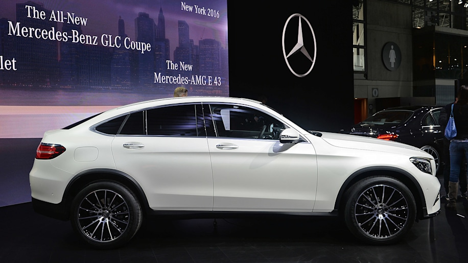 2017 mercedes benz glc coupe new york 2016 photo gallery for Mercedes benz new york ny