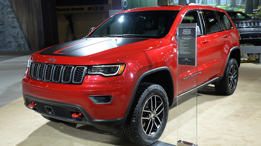2017 jeep grand cherokee trailhawk new york 2016 photo gallery autoblog. Black Bedroom Furniture Sets. Home Design Ideas