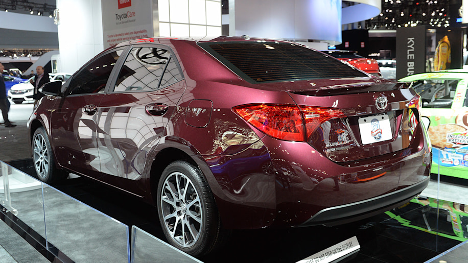 2017 toyota 50th anniversary special edition corolla new york 2016 photo gallery autoblog. Black Bedroom Furniture Sets. Home Design Ideas