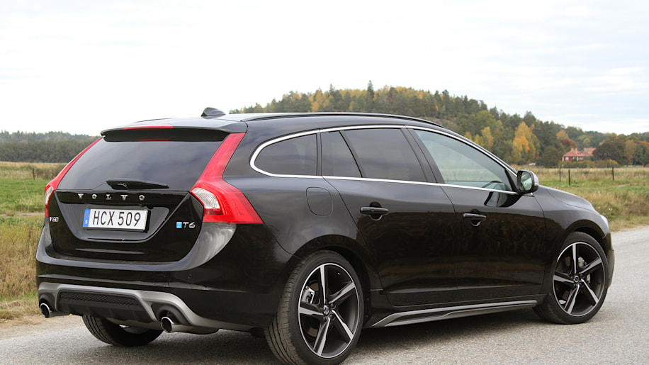 The 2017 Volvo V60 T6 Awd Gets Better With A Polestar Ecu