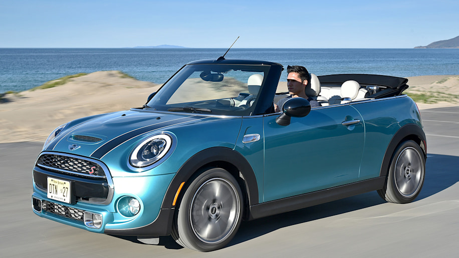 When Size Matters: 2016 Mini Cooper S Convertible