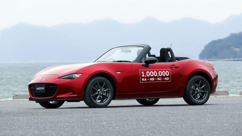 1,000,000th Mazda MX-5 Miata