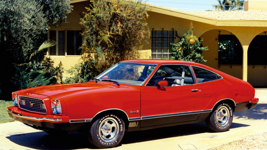 6. Ford Mustang II