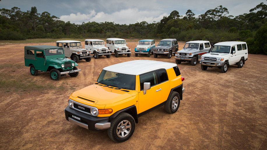Toyota Fj Cruiser Ends Worldwide Production In August Autoblog