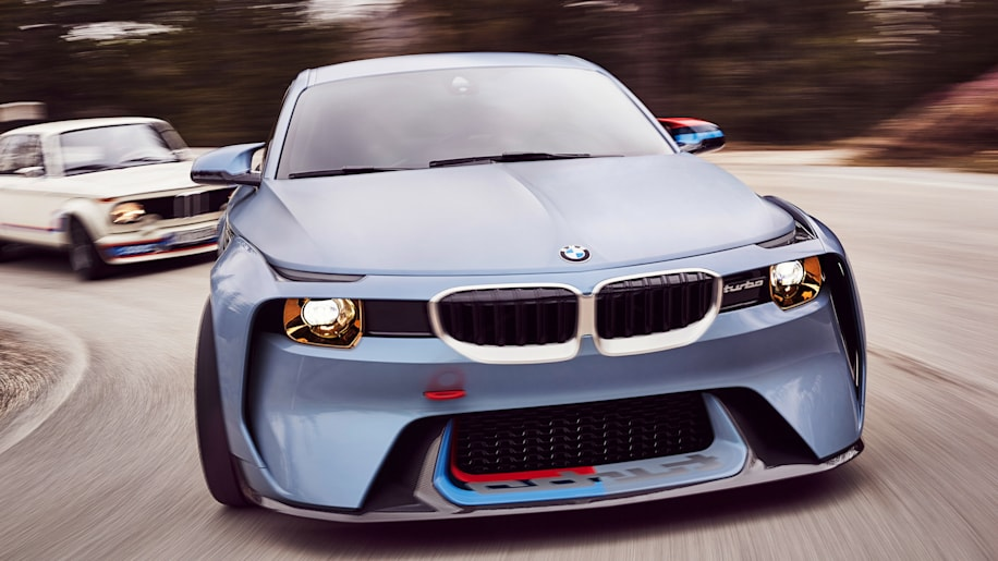 bmw 2002 hommage front 2002 turbo