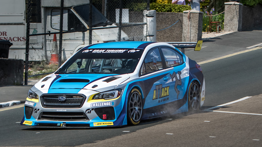2016 Subaru WRX STI Time Attack