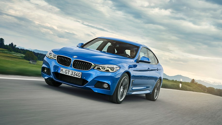 2017 BMW 3 Series GT update includes two new engines  Autoblog