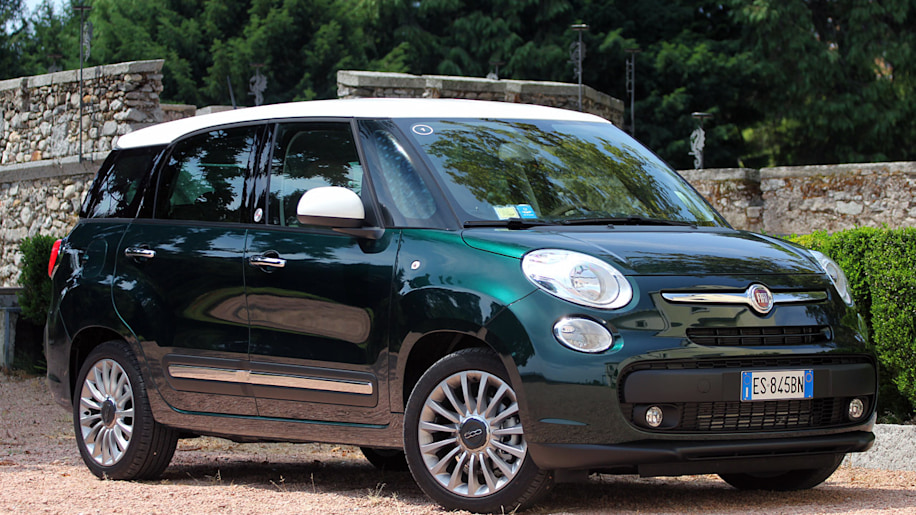 2015 Fiat 500l Living W Video Autoblog
