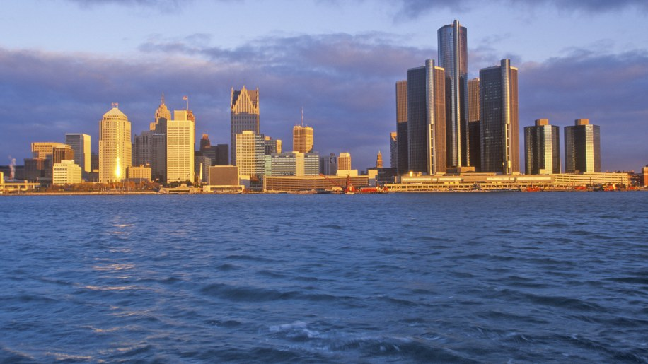1. Detroit, Mich.,: $4,599/a year