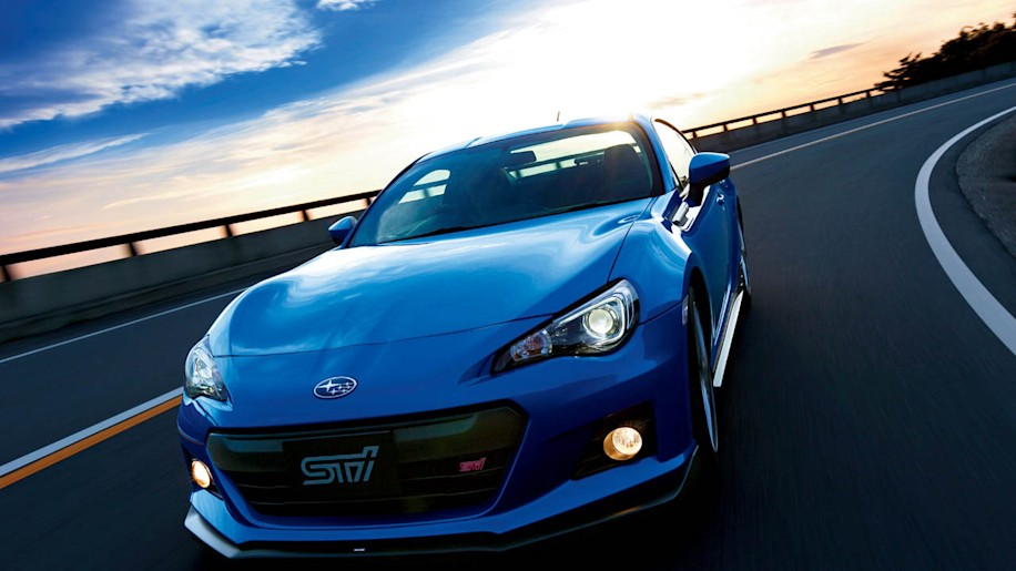 Subaru readying special-edition BRZ