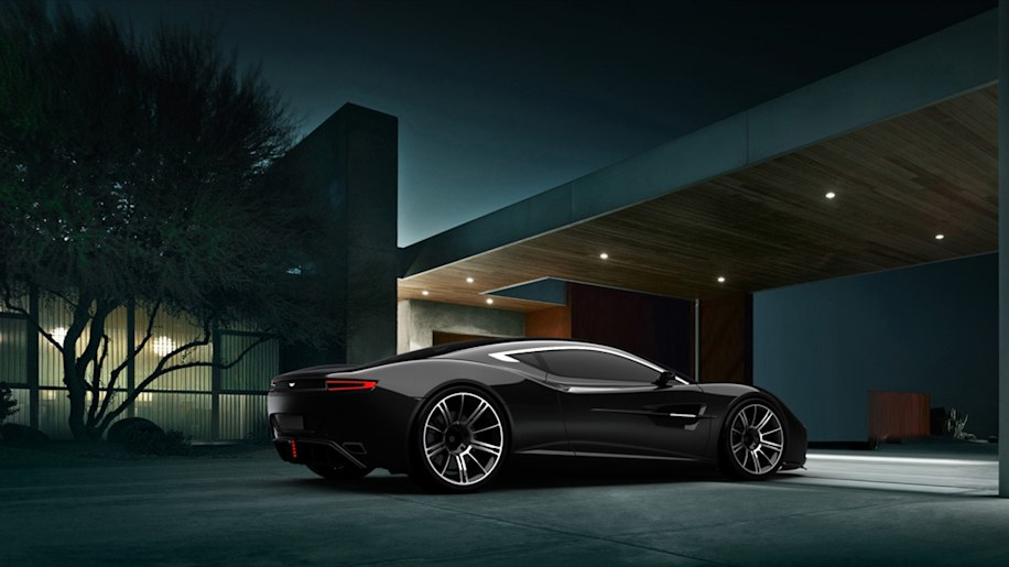 Aston Martin DBC Concept would be a gorgeous new direction for the