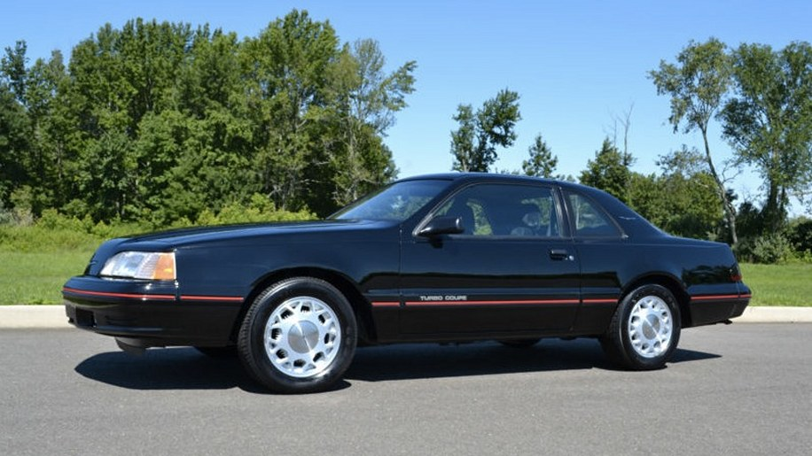 1987 ford thunderbird turbo coupe on ebay 3 1 ebay find of the day 1987 ford thunderbird turbo coupe is  at suagrazia.org