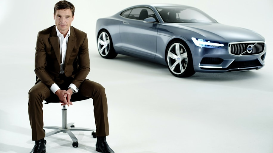 Volvo coupe project on hold