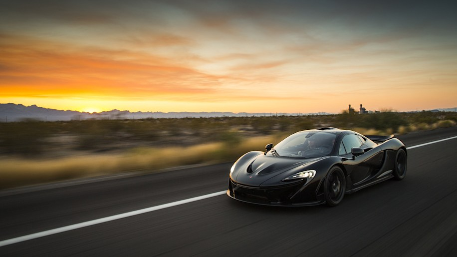 McLaren may be planning P15 to slot between MP4-12C and P1