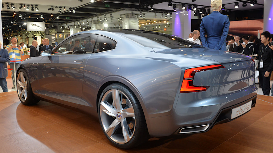 Volvo Concept Coupe may see limited production