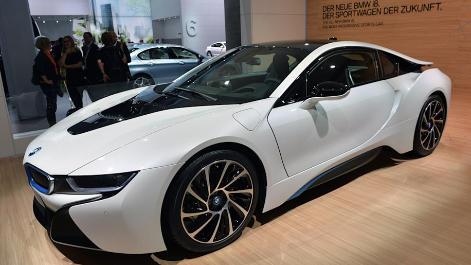 BMW I Sold Out I Records K Orders Autoblog - 2013 bmw i8
