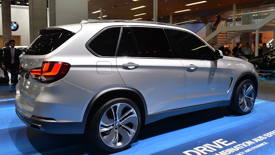 bmw x5 edrive concept is utilitarian plug in hybrid autoblog. Black Bedroom Furniture Sets. Home Design Ideas