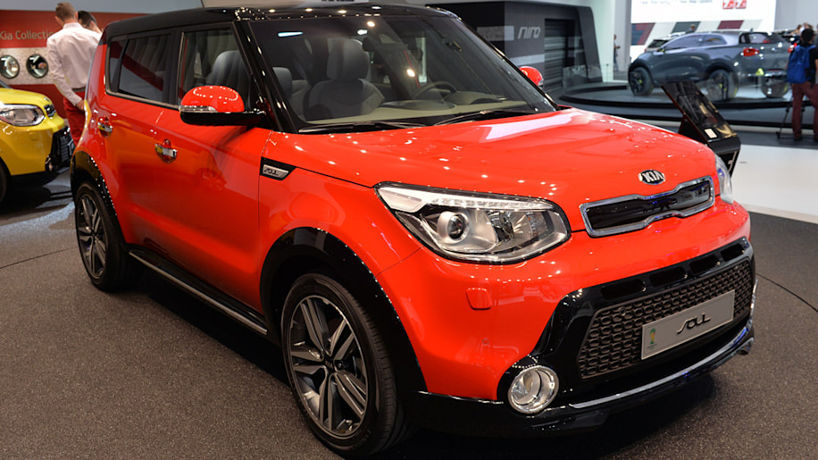 Kia Soul Suv Styling Pack Adds Some Aggression Autoblog