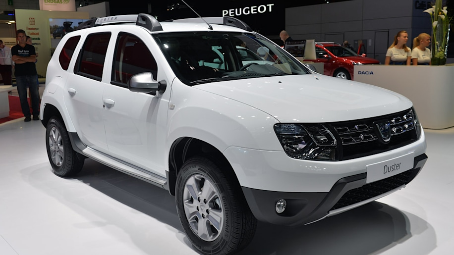 2014 Dacia Duster furthers our admiration from afar [w/video] - Autoblog