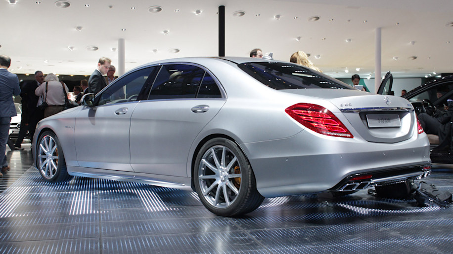 2014 mercedes benz s63 amg is fast not furious w video for Mercedes benz s63 2014 price