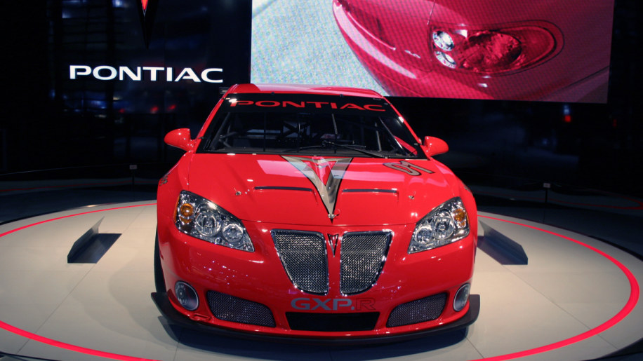Pontiac Gxp R Photo Gallery Autoblog
